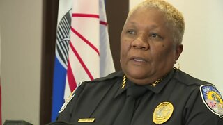 Fort Pierce police chief announces arrest of 2 officers