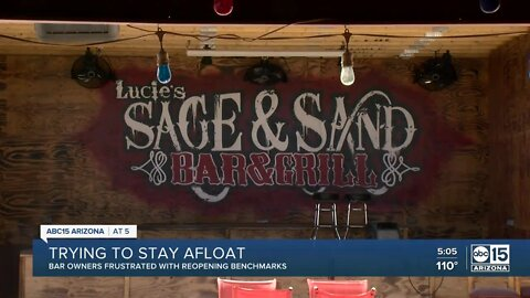 Valley businesses trying to stay afloat
