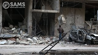 Syrian Army Reportedly Gains Ground In Rebel-held Eastern Ghouta - Video
