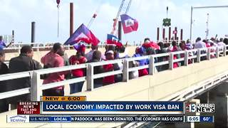 Trump administration bars Haitians from temporary work visas - Video