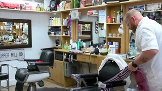 MORNING RUSH: Barbershops and Salons reopen today