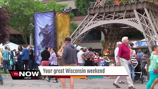 A great Wisconsin weekend ahead - Video