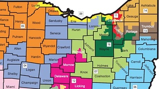 Issue 1 on Ohio Primary ballot looks to end gerrymandering - Video