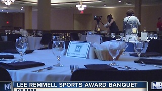 Lee Remmell Awards Banquet - Video