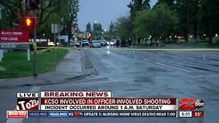 KCSO involved in officer-involved shooting