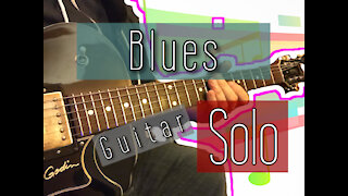 Playin the Blues - Blues Guitar