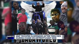 MSP trooper suspended for role in ATV crash that killed Detroit teen - Video