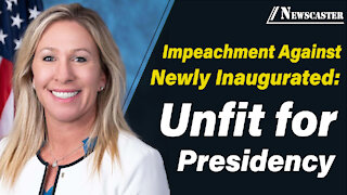 Impeachment Against Newly Inaugurated: Unfit for Presidency