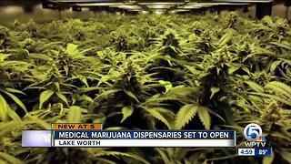 Medical Marijuana dispensaries are coming to Palm Beach County - Video