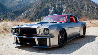 Vicious - The $1 Million Mustang| RIDICULOUS RIDES