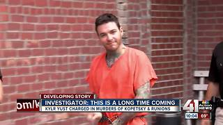 Investigator: this is a long time coming - Video