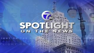 Spotlight on the news for 7-30-2017 - Video