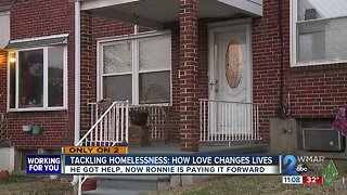 Tackling homelessness: how love can change lives