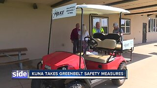 Kuna looking for volunteers to patrol Greenbelt