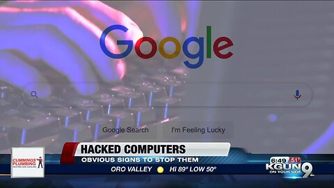 Are hackers controlling your computer?