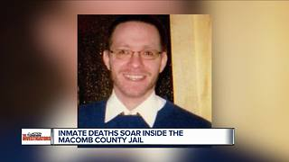 Inmate deaths soar inside the Macomb County jail