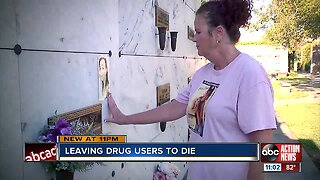Mom seeking justice after fatal overdoses at Pinellas Co. drug house