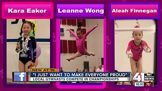 Local gymnasts vie for national title at 2019 US Gymnastics Championships