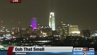 What's the smell in the metro air? - Video