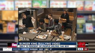 Burger King releases anti-bullying ad with new perspective - Video