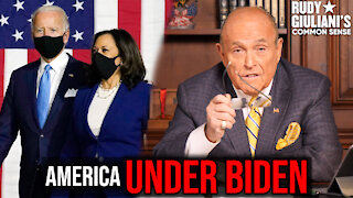 America UNDER JOE BIDEN | Rudy Giuliani | Ep. 104
