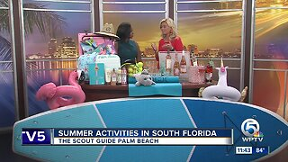 Hot activities in South Florida this summer