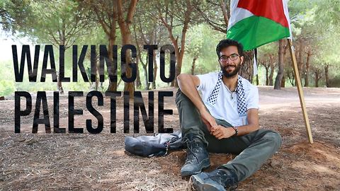 Sweden to Palestine: A Walking Protest
