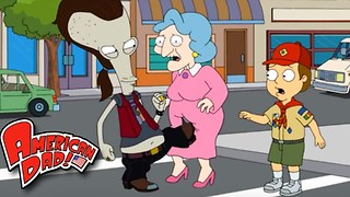 American Dad: Roger's Funniest Alter Egos - Video