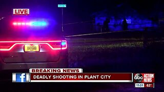 1 dead in shooting in Plant City