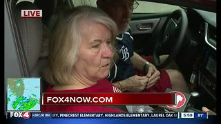 North Fort Myers residents turned away from overcrowded shelter - Video