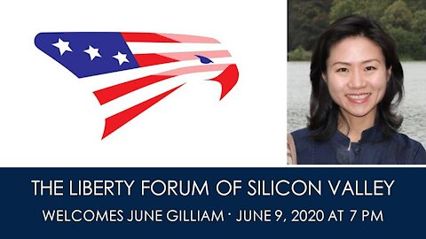 June Gilliam ~ The Liberty Forum ~ 6-9-2020