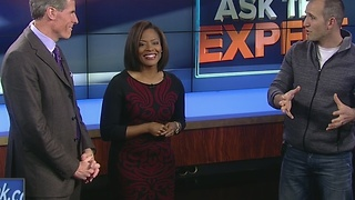 Ask the Expert: Working off Thanksgiving food - Video