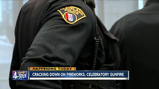Cracking down on celebratory gunfire - Video