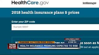 Health insurance premiums expected to rise in 2018 - Video