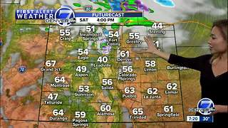 Colorado Easter weekend forecast - Video