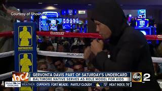 Baltimore excited ahead of Gervonta Davis fight - Video