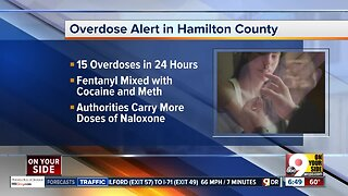 Overdose spike in Hamilton County