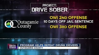 Wisconsin program helps rehab repeat drunk drivers