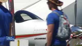 EAA AirVenture Attendance up 5 percent - Video