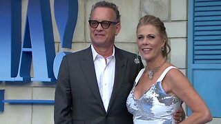Tom Hanks And Rita Wilson Share Their COVID-19 Experience
