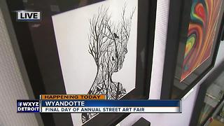 Wyandotte Street Art Fair Preview - Video
