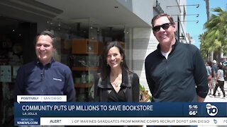 Community puts up millions to save iconic bookstore