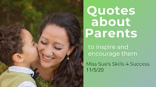 Quotes about Parents #parents