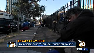 Governor's plan creates fund to help nearly homeless pay rent
