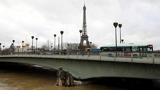 Paris Is Flooding And The Sights Are Intense - Video