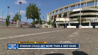 San Diego Stadium could get a new name - Video