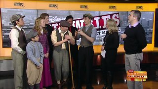 "A Preview of ""Newsies"" at Marquette University High School"