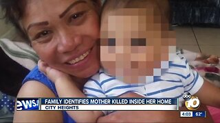 Family identifies mother killed inside her City Heights home