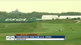 US Open golf is almost here - Video