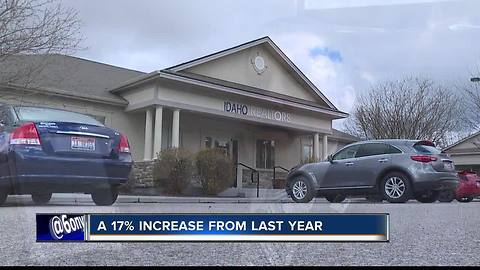 Record high home prices in Treasure Valley